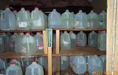 Don't Store Water in Milk Jugs! photo c/o chartertn.net