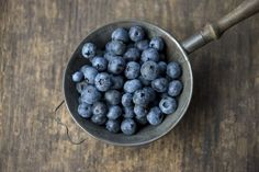 Reasons You Should Eat More Blueberries