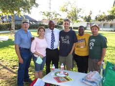 Councilmember Austin was pleased to join residents in several National Night Out activities throughout the Eighth District. Councilmember Austin meets with the Jane Addams Neighborhood Association at Grace Park.