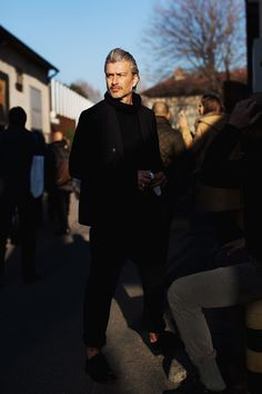 Do all Italian men have style? Seems that way from all the posts on the Sartorialist. They can't all be good looking...and stylish, can they?