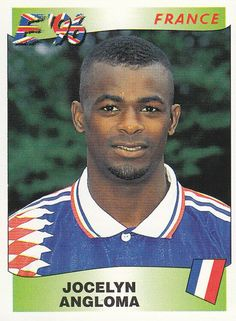 PANINI - UEFA Euro 1996 England - Jocelyn Angloma - France - # 178 - £2.99. Bid with complete Confidence BRAND NEW PANINI STICKERPanini UEFA Euro ChampionshipEngland 1996Jocelyn AnglomaFranceSticker Number # 178Black Backs Official Panini Sticker CollectionThe Sticker is from the Panini UEFA Euro Championship England 1996 Sticker Collection.Which is Issued by PaniniThe Condition is High Quality Fresh out of the Packet - Crease Free - See Scan.Size of Sticker is 70mm x 48mmOn The back of the… Euro 1996, David Seaman, Tony Adams, Michel Platini, England National Team, Uefa Euro 2016
