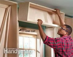 How to  built ins