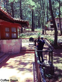 Coffee Break: Hotel Sierra Vista Mazamitla