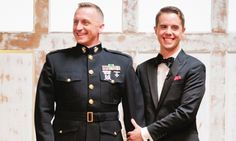 Gay couple who made White House history tie the knot in Seattle