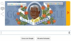 "Google doodle Nelson Mandela: l'omaggio a ""Madiba"" e alla sua saggezza"