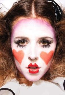 clown make up - Google Search