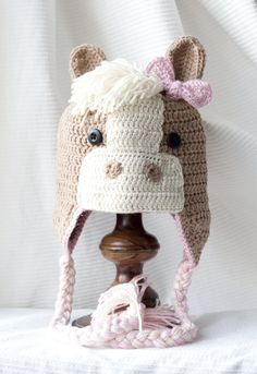 Horse Hat |Pinned from PinTo for iPad|