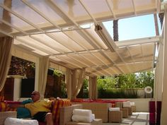 Retractable Patio Covers Photos | Cross Builders
