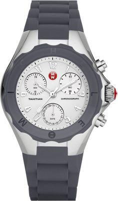 b80fbb29c65 Michele Tahitian Jelly Bean 40mm Watch Women s Watches