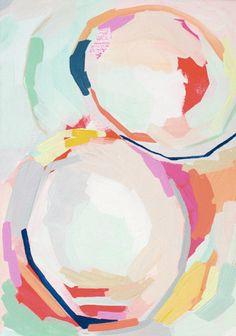 Great inspiration for a nursery color palette #summerinthecity #modernnursery
