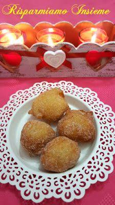 Risparmiamo Insieme - Let's save together: Sfinci Palermitane ( con patate)