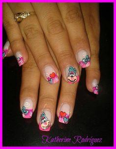 Nail Art, Beauty, Nail Ideas, Vestidos, Toe Nail Art, Best Nails, Nail Decorations, Diy Home Crafts, Nail Arts