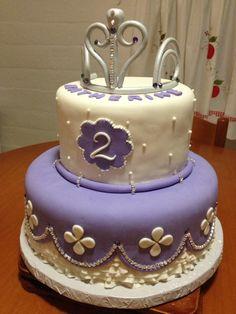 Princess Sofia's Cake