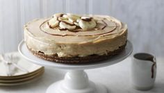Banoffee Cheesecake   http://www.bbc.co.uk/food/recipes/banoffeecheesecakewi_85024