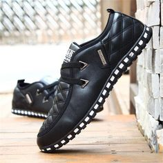 Meskie Buty Sportowe Junior Student Plaskie Buty Do Biegania Meskie Odkryte Oddychajace Tram Running Shoes For Men Flat Running Shoes Comfortable Leather Shoes