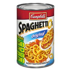 The belly rules the mind: Homemade SpaghettiOs