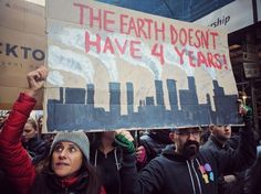 We can't spare 4 Years or more for the horrors of Trump -- the U.S. and Earth can't afford the massive harm that will ensue from 4 or 8 years of environmental abuse under the Trump administration!!