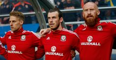 Gareth Bale and co are ready to fly the flag in Wales' first European Championship appearance - and you can see how they get on here