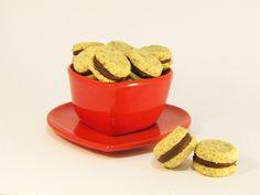 Receita irresistível de biscoito de avelã