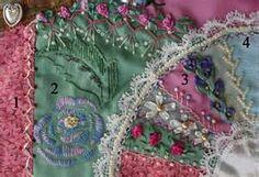 My someday CRAZY quilt~