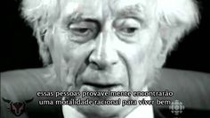 Bertrand Russell fala sobre deus (Legendado PT-BR)