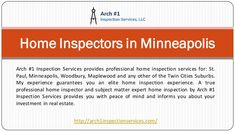 Certified Home Inspection St. Paul - Hire a professional Home Inspection in Minneapolis performed by a qualified inspector. Arch is a professional home inspection company serving St.Paul, Minneapolis and other Twin cities. Facility Management, Building Systems, Construction Process, Home Inspection, Real Estate Development, Mechanical Engineering, Twin Cities, Peace Of Mind, Minneapolis