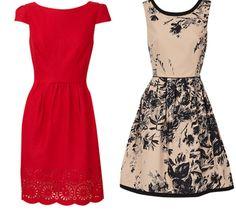 pretty, pretty dresses