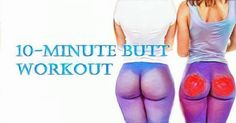 If you are looking for a proper workout that gives you a well-rounded butt and thigh and you don't want to spend many and time, you are in the right place.  We offer you 10-minute workout for the lower body in this video, which is excellent for toning thighs, enhancing the heavy butt muscles fight back against gravity, and in general giving you a capable, strong and good looking legs!
