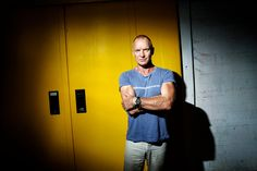 """Sting broke his songwriter's block by focusing on a show, """"The Last Ship,"""" which he hopes will reach Broadway."""