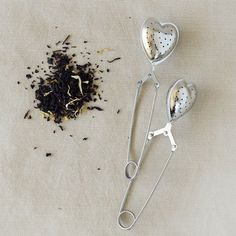 Tea Infusers: A perfect little gift with Valentine's Day just around the corner! Niccie Kliegl, CLC
