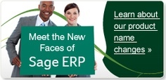 Meet the New Faces of Sage ERP