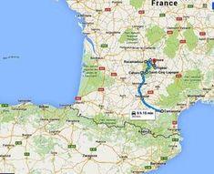 Ruta en coche por los pueblos más bonitos del sur de Francia en la región de Midi-Pyrénées. Actividades para niños. Lourdes, Road Trip Europe, Poitiers, Limoges, Rv Travel, Travel Tips, France, Wonderful Places, Amazing Places