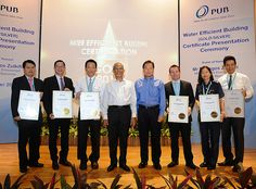 Media Release: Going for Gold  This year's Water Efficient Building Certification sees six receive gold for their exemplary performance in water efficiency  Read more: https://www.facebook.com/notes/pub-singapores-national-water-agency/media-release-going-for-gold/881764881914194