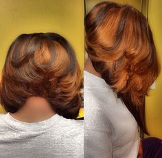This Bob Is Everything! - http://www.blackhairinformation.com/community/hairstyle-gallery/relaxed-hairstyles/bob-everything/ #bob #haircut #haircolor