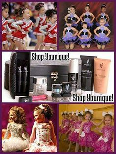 Younique is perfect for your little ones in dance, cheer, or pageants!  Because use natural products they are safe for kidlets! So please stop using fake lashes with glue and all those insane chemicals, and switch to natural lashes and makeup products that will keep those baby faces for years!! www.youniqueproducts.com/AshleyTuttle