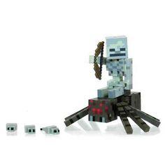 Minecraft Spider Jockey Pack