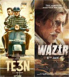 News,Amitabh Bachchan,Amitabh Bachchan TE3N,Amitabh Bachchan Wazir,Amitabh Bachchan movies,Amitabh Bachchan thriller