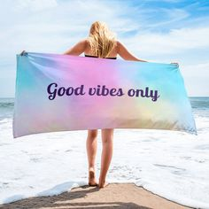 Bohemian Accessories, Fashion Accessories, Brown Eyed Girls, Hippie Bohemian, Good Vibes Only, Gypsy Style, Fashion Pictures, Beach Towel, Cotton Candy