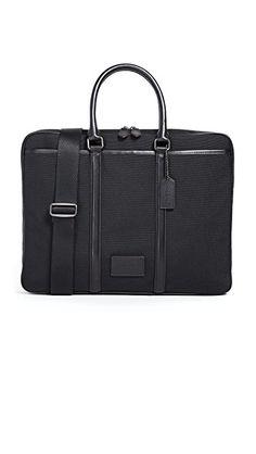 Coach New York Metropolitan Briefcase