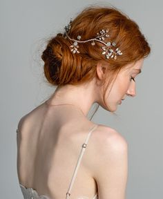 Gisèle Hair Vine | The Loved One Bridal Accessories