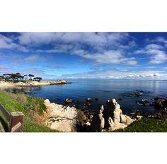 Lover's Point. Monterey 2017