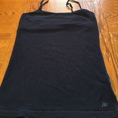 ☀️ summer sale ☀️ 💞 blue cami💞 Cute navy blue basic cami. Great for layering. Aeropostale Tops Camisoles