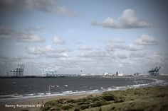 Harbor view @ Blankenberge