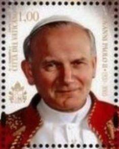 2014 Brasil - Papa Juan Pablo II