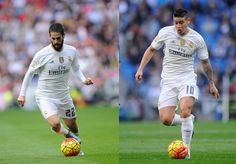 Real Madrid willing to sell Isco Alarcon and James Rodriguez