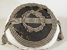 Hat  National Trust Inventory Number 1349840 CategoryCostume Date1730 - 1770 MaterialsTextile