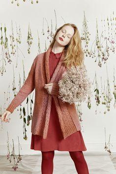 Breipatroon Damesvest Wool Tights, Lang Yarns, Pull, Catalog, Seasons, Collection, Stylish, Diy, Fashion