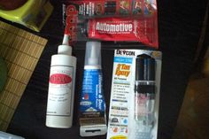 Adhesives for Experiment - which is best for glass garden flowers