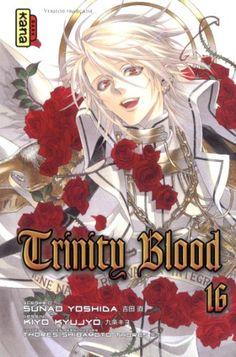 Trinity Blood, tome 16 - Kiyo Kyujyo, Sunao Yoshida, Pascale Simon - Amazon.fr - Livres