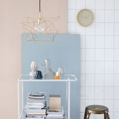 House Doctor Deckenlampe Asymmetric Glanzkupfer | online kaufen | Emil & Paula